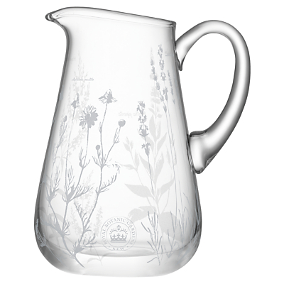 Image of Kew Royal Botanic Gardens Glass Jug