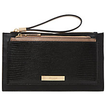 Buy Dune Kristel Pouch Wristlet Purse Online at johnlewis.com