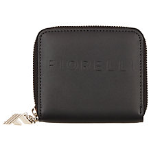 Buy Fiorelli Logo Zip Around Purse Online at johnlewis.com