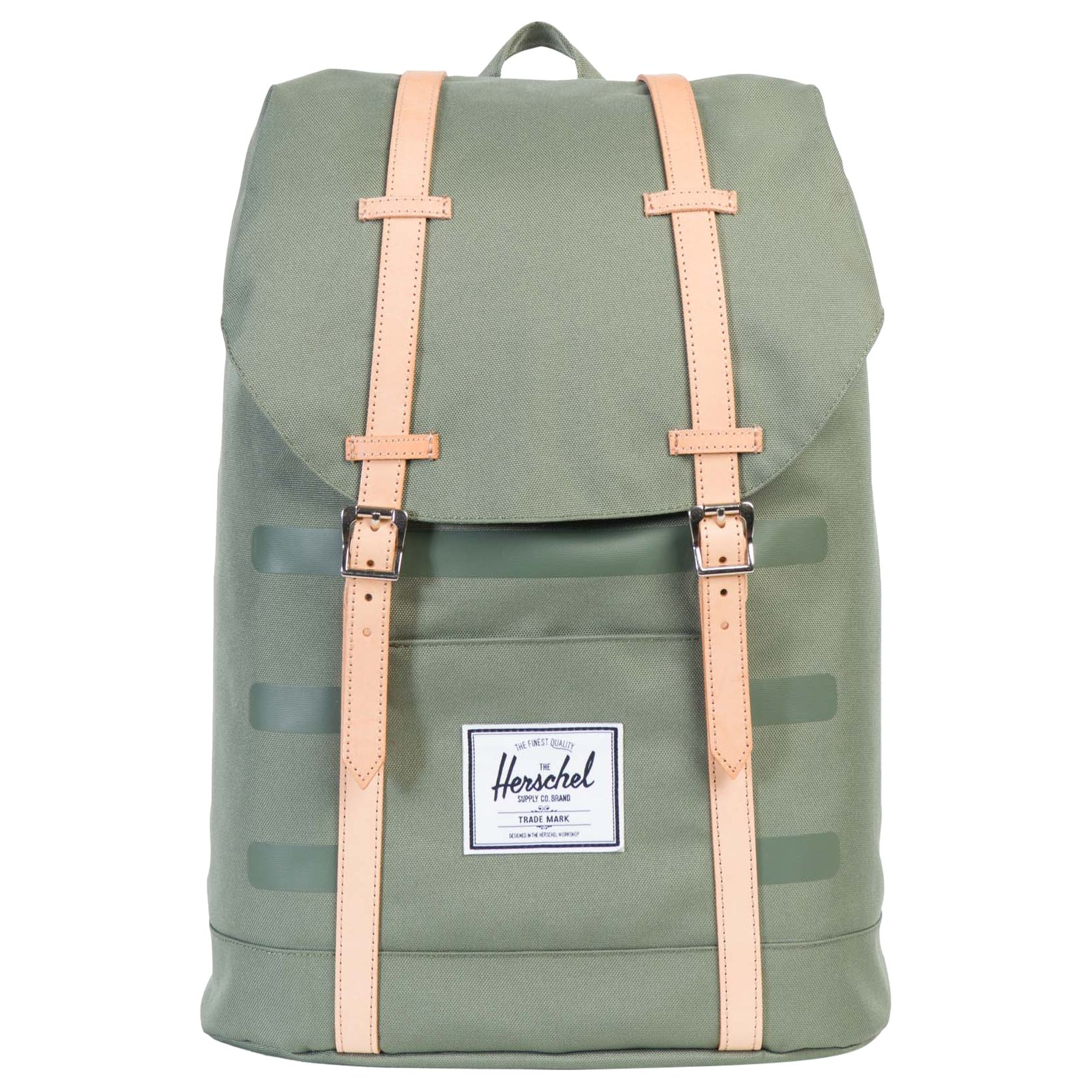 Herschel Supply Co. Herschel Supply Co. Retreat Backpack, Deep Lichen Green