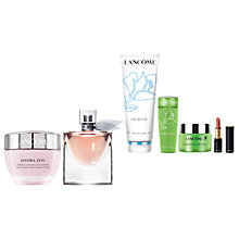 Buy Lancôme Hydra Zen and La Vie Est Belle with Énergie De Vie Free Gift Online at johnlewis.com