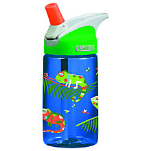 Buy Camelbak Eddy Kids Iguanas Bottle, 0.4L Online at johnlewis.com
