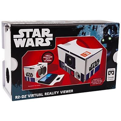 Star Wars: The Force Awakens Cardboard VR Viewer, R2-D2
