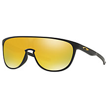 Buy Oakley OO9318 Trillbe Rectangular Sunglasses Online at johnlewis.com
