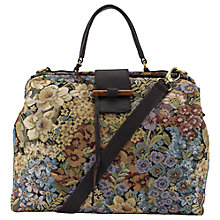 Buy East Gladstone Tapestry Bag, Multi Online at johnlewis.com