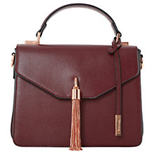 Buy Dune Delina Tassle Grab Bag Online at johnlewis.com