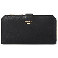 Buy Dune Kassia Metal Trim Purse Online at johnlewis.com