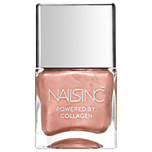 Buy Nails Inc Powered By Collagen Nail Polish, 14ml Online at johnlewis.com