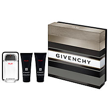 Buy Givenchy Play 100ml Eau de Toilette Fragrance Gift Set Online at johnlewis.com