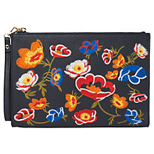 Buy Whistles Taylor Floral Wristlet Online at johnlewis.com