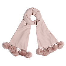 Buy Coast Nigella Pom Pom Scarf Online at johnlewis.com