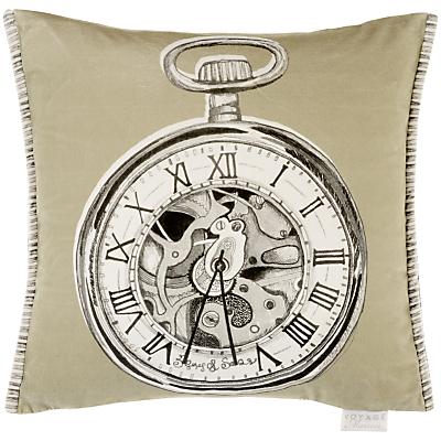 Voyage Pocket Watch Cushion