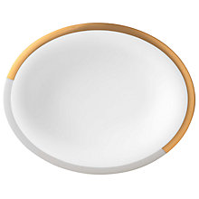 Buy Vera Wang for Wedgwood Vera Castillon 24.7cm Vegetable Dish Online at johnlewis.com