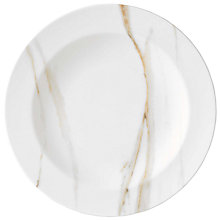 Buy Vera Wang for Wedgwood Vera Venato Imperial 22cm Soup Bowl Online at johnlewis.com