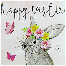 Buy Hammond Gower Bunny Easter Greeting Card Online at johnlewis.com
