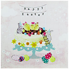 Buy Hammond Gower Easter Cake Greeting Card Online at johnlewis.com