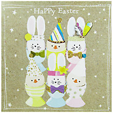 Buy Hammond Gower Easter Eggs Greeting Card Online at johnlewis.com