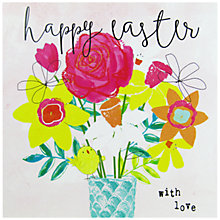 Buy Hammond Gower Easter Bouquet Greeting Card Online at johnlewis.com