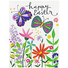 Buy Rachel Ellen Easter Flowers Greeting Cards, Pack of 5 Online at johnlewis.com