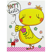 Buy Rachel Ellen Chick & Balloon Easter Greeting Cards, Pack of 5 Online at johnlewis.com