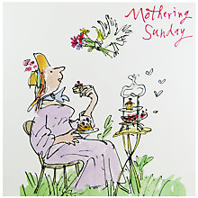 Buy Woodmansterne Women Having Tea Mother's Day Card Online at johnlewis.com