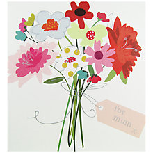 Buy Caroline Gardner For Mum Mother's Day Card Online at johnlewis.com