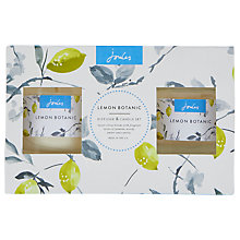 Buy Joules Home Fragrance Gift Set, Lemon Online at johnlewis.com