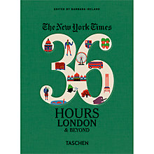 Buy 36 Hours In London Book Online at johnlewis.com