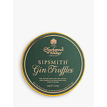 Buy Charbonnel et Walker Sipsmith Gin Truffles, 110g Online at johnlewis.com