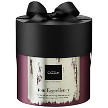 Buy Hotel Chocolat 'Your Eggsellency' Extra-Thick Easter Egg, 390g Online at johnlewis.com