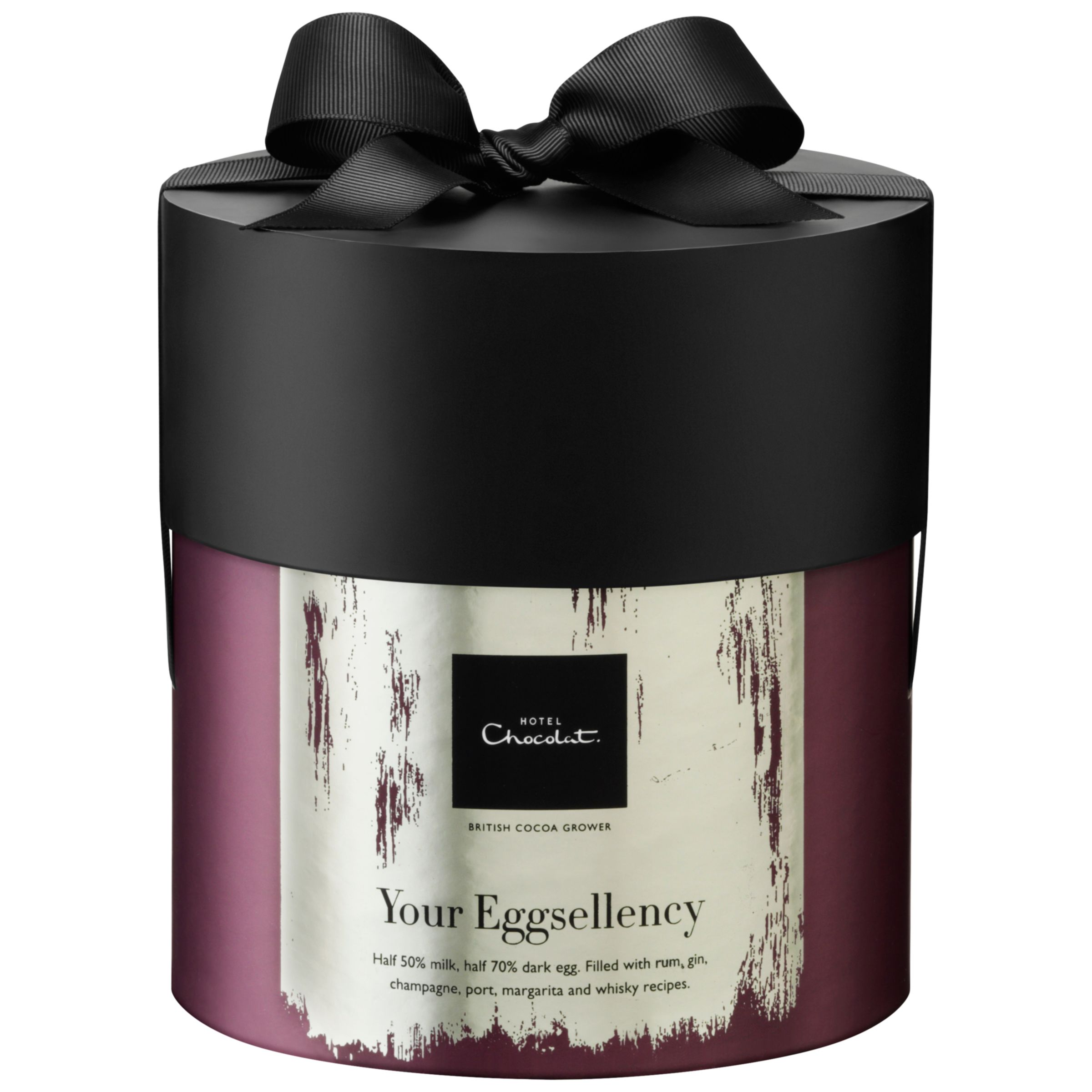 Hotel Chocolat Hotel Chocolat 'Your Eggsellency' Extra-Thick Easter Egg, 390g