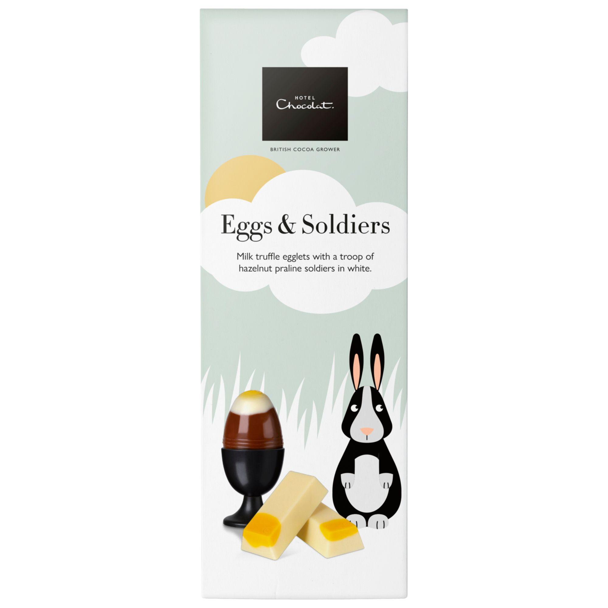 Hotel Chocolat Hotel Chocolat 'Egg & Soldiers', 95g
