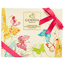 Buy Godiva 'Spring Assortment' Assorted Chocolates, Box of 16, 185g Online at johnlewis.com