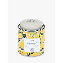 Buy Whittard English Breakfast Loose Leaf Tea & Caddy, 140g Online at johnlewis.com