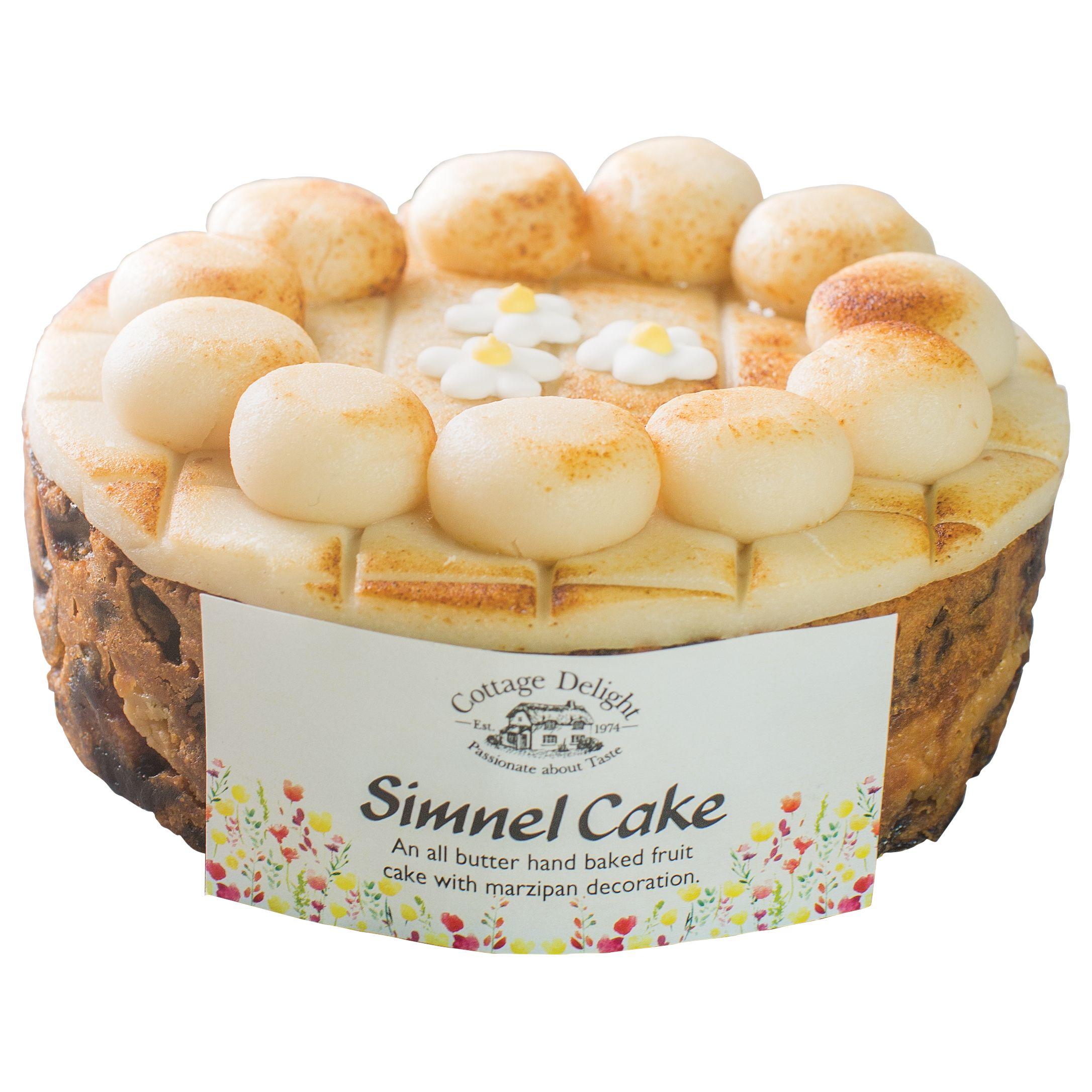 Cottage Delight Cottage Delight Simnel Cake, 550g