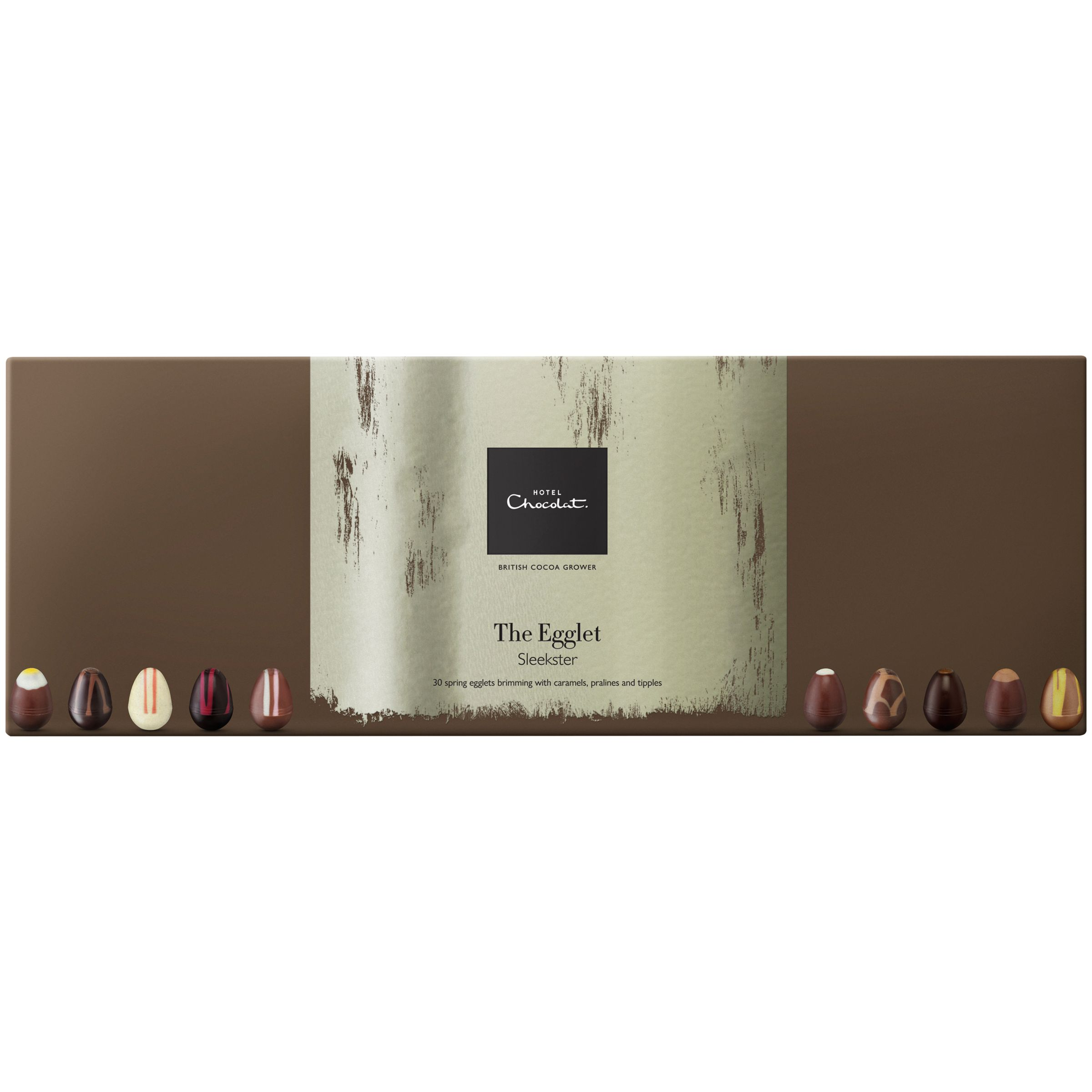 Hotel Chocolat Hotel Chocolat 'Egglet Sleekster', Box of 30, 365g