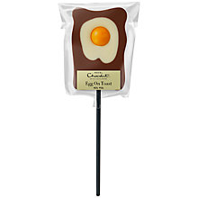 Buy Hotel Chocolat 'Egg On Toast' Milk Chocolate Lick, 40g Online at johnlewis.com