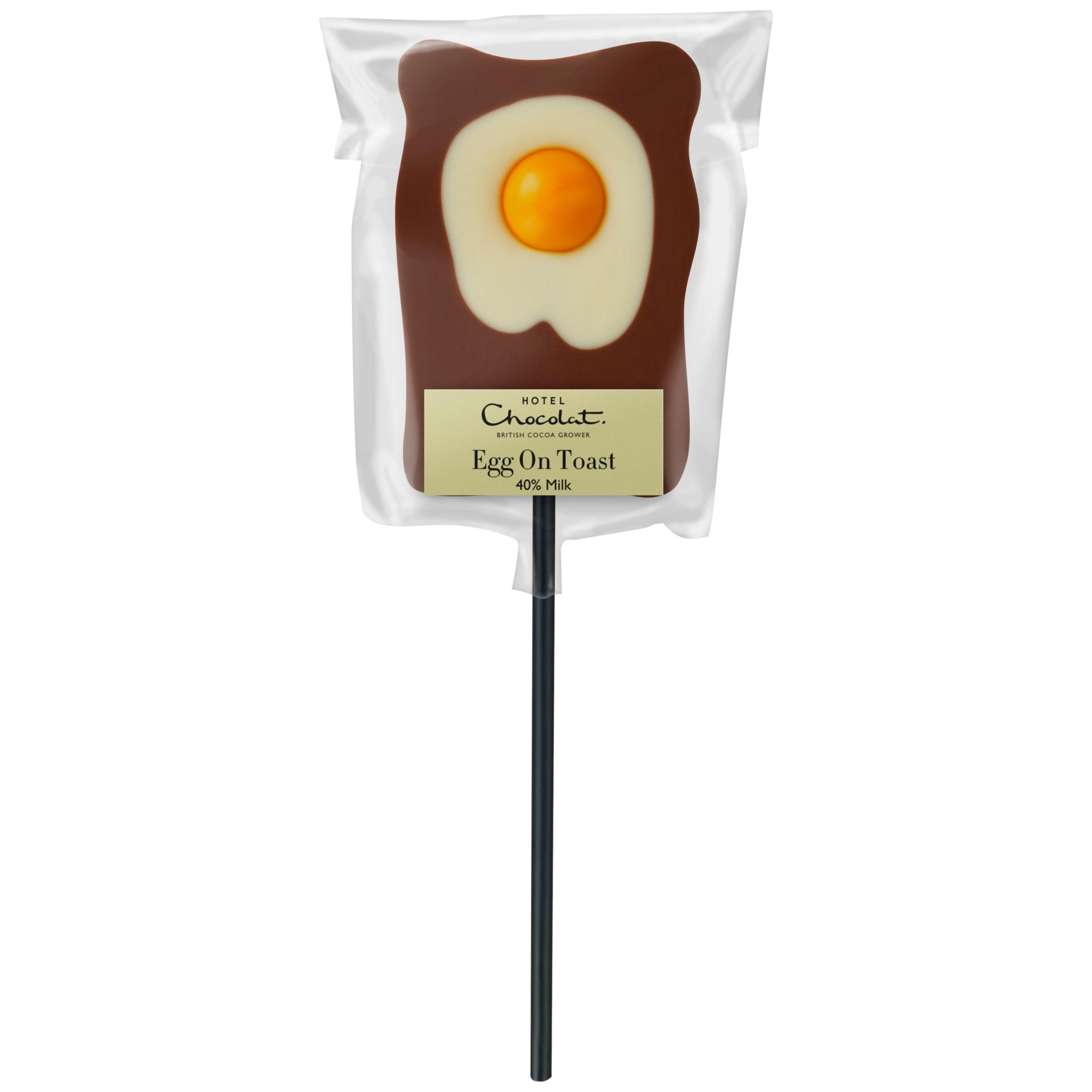 Hotel Chocolat Hotel Chocolat 'Egg On Toast' Milk Chocolate Lick, 40g