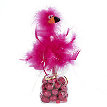 Buy Candy House Pink Bird Pen With Chocolates, 126g Online at johnlewis.com