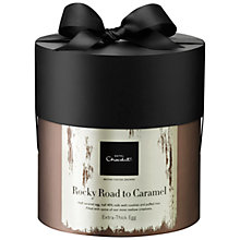Buy Hotel Chocolat 'Rocky Road To Caramel' Extra-Thick Easter Egg, 500g Online at johnlewis.com