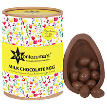 Buy Montezuma Milk Chocolate Egg With Peanut Butter Mini Eggs, 350g Online at johnlewis.com