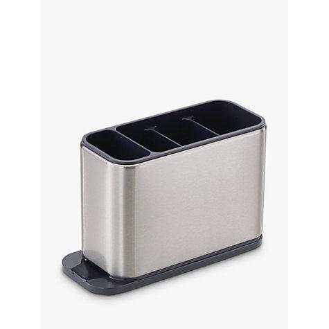 buy joseph joseph surface cutlery drainer stainless steel. Black Bedroom Furniture Sets. Home Design Ideas