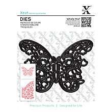 Buy Docrafts Xcut Filigree Butterfly Die Online at johnlewis.com