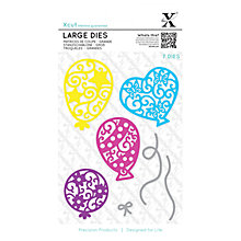 Buy Docrafts Xcut Large Balloon Dies, Pack of 7 Online at johnlewis.com