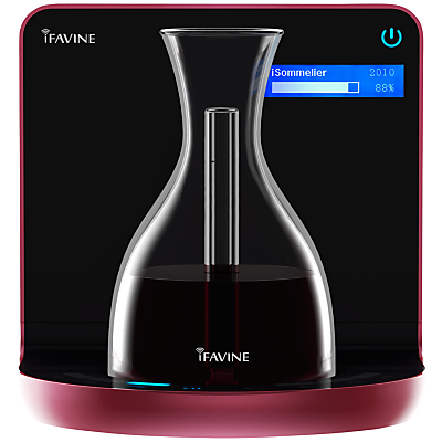 iFavine iSommelier PRO Smart Wine Decanter