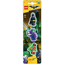 Buy LEGO The LEGO Batman Movie Erasers, Pack of 3 Online at johnlewis.com