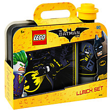 Buy LEGO The LEGO Batman Movie Lunch Set Online at johnlewis.com