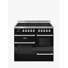 Buy Britainnia RC-10XGI-DE Delphi Modern Induction Hob Range Cooker Online at johnlewis.com