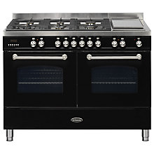 Buy Britannia RC-12TG-FL Fleet Dual Fuel Range Cooker Online at johnlewis.com
