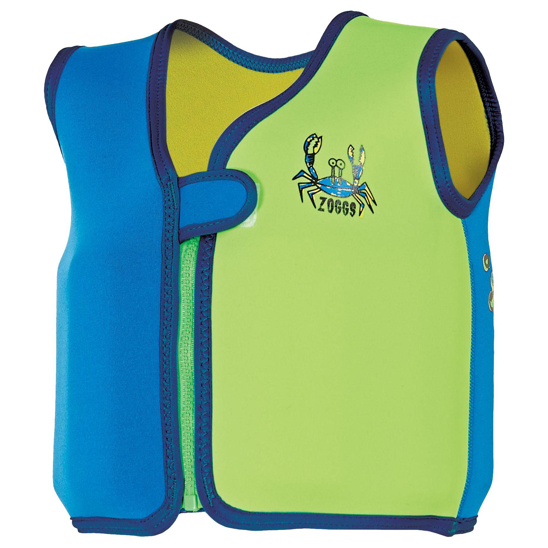 Zoggs Zoggs Bobin Swim Jacket, Blue